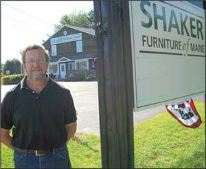 Shaker Furniture Maine