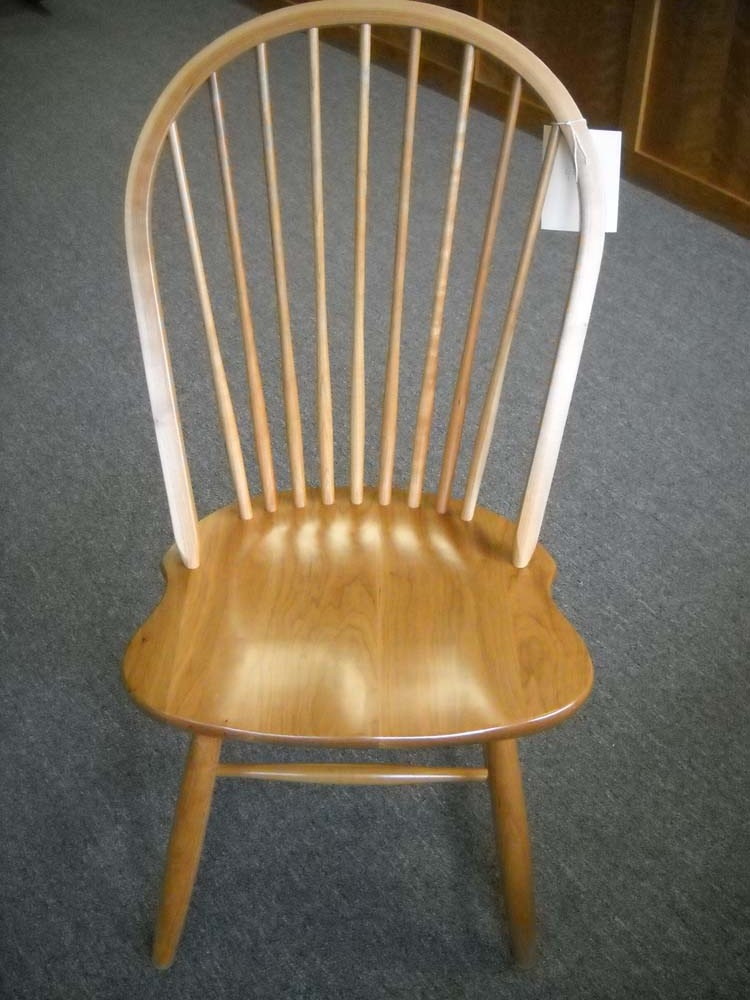 Shaker Furniture Of Maine Cherry Windsor Side Chair