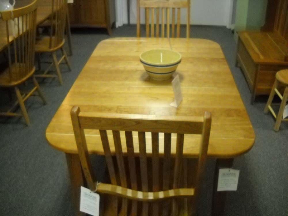Shaker Furniture Of Maine Cherry Dining Set
