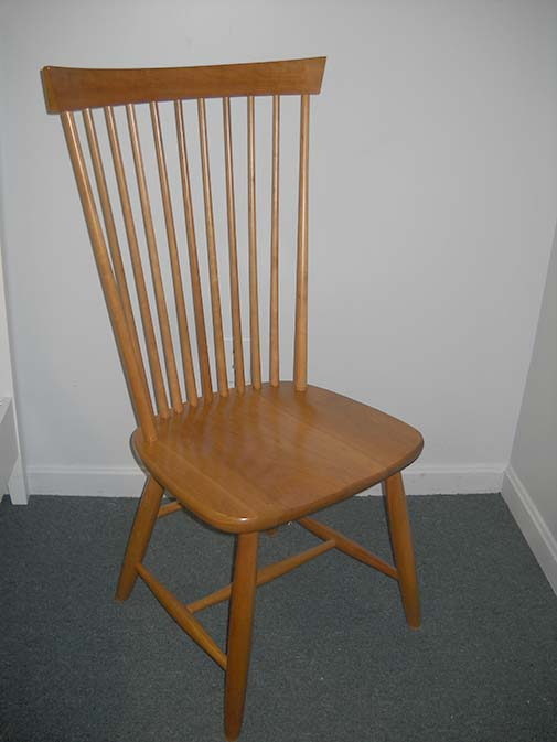 Cherry Shaker Style Side Chair