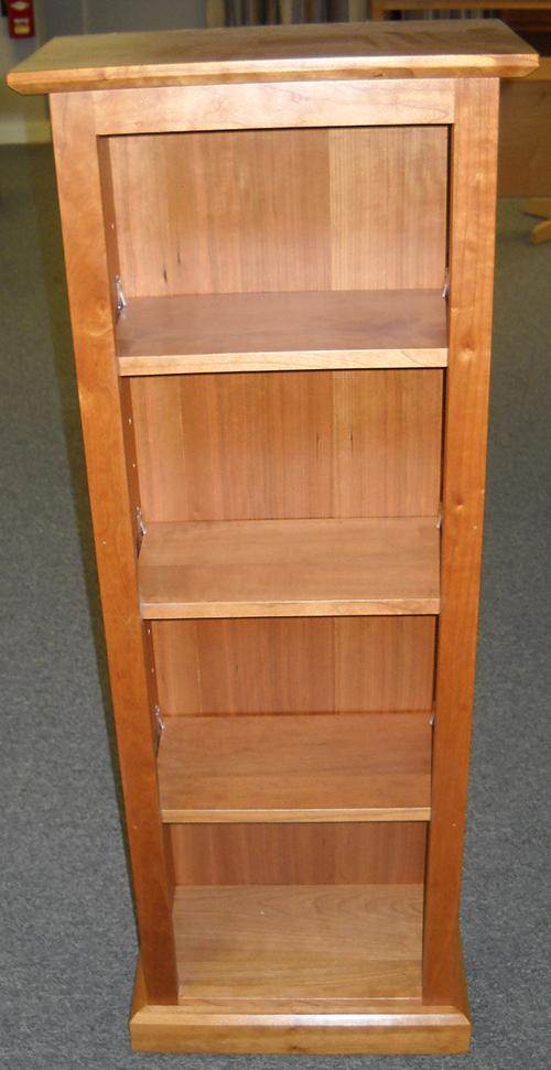 Shaker Furniture Of Maine Cherry Cd Storage Rack