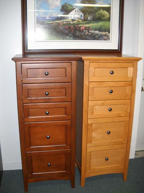 Shaker Furniture Of Maine Alder Lingerie Chest