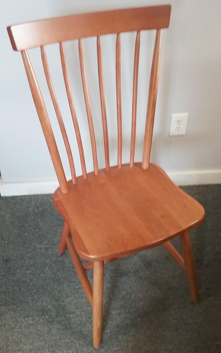 Shaker Furniture Of Maine 187 Millcreek Chair