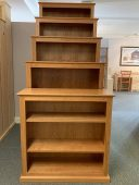 cherry-bookcases